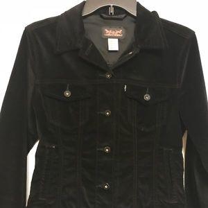 Levi Black Jacket Small